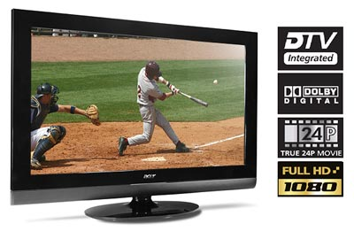 Acer AT3265 LCD HDTV/Multifunction Monitor
