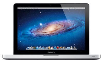 macbook pro 13 front