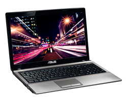 ASUS A Series Notebooks