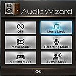 SonicMaster with Audio Wizard
