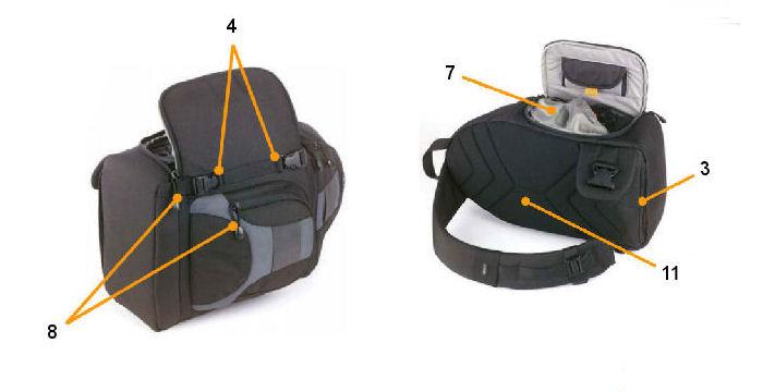 Lowepro рюкзак slingshot 100 aw стоимость походных рюкзаков