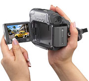 amazon com sony dcr hc42 1mp minidv digital handycam camcorder w rh amazon com