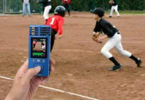 Capture the sights and sounds of the game from the little leagues to the big leagues.
