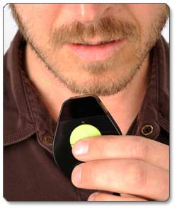 Swivl (complete personal cameraman) Product Shot