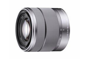 E 18-55mm F3.5-5.6 OSS Standard Zoom Lens