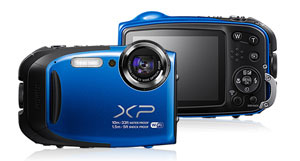 The FinePix XP 70