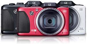 GE G-100 Digital Camera