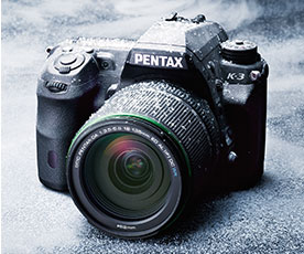 weather-proof PENTAX K-3