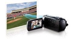 Samsung HMX-F90BN Camcorder Product Shot
