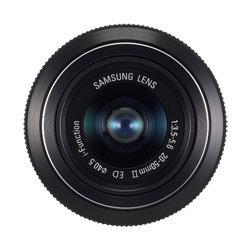 EX-S2050BNBUS 20-50mm Lens Product Shot