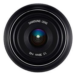 EX-S30NB 30mm Lens Product Shot