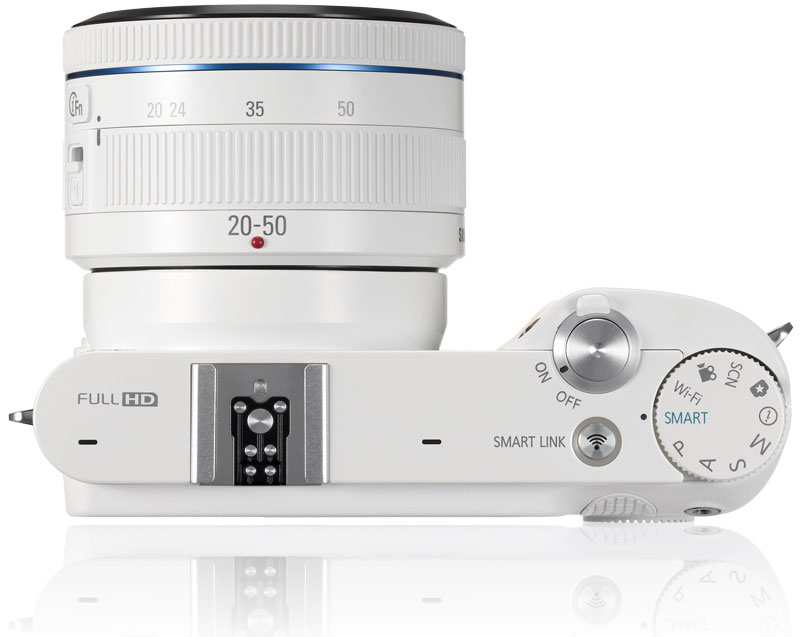 Samsung NX1000 Smart Camera LENS 64Bit