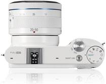 NX1100 Digital Still Camera Product Shot