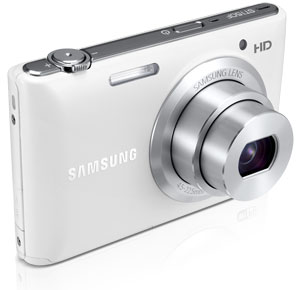Samsung ST150 Smart Camera Product Shot