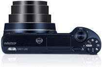 Samsung WB250F Smart Camera Product Shot