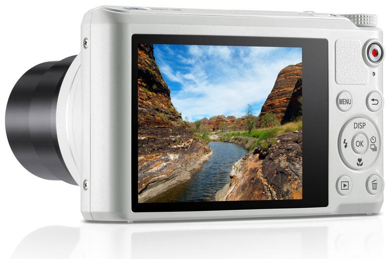 Amazon.com : Samsung WB250F 14.2MP CMOS Smart WiFi Digital