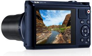 Samsung WB800 Smart Camera Product Shot