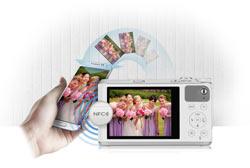 Samsung WB35F Smart Camera Product Shot