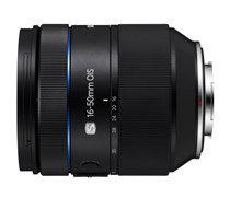 Samsung NX 16-50mm f/2.0 S Series Lens Product Shot