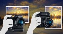 Samsung WB2200F SMART Camera Product Shot