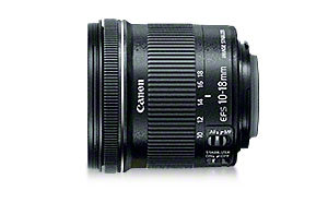 EF-S 10–18mm f/4.5–5.6 IS STM