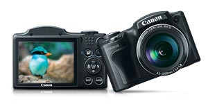 PowerShot SX500 IS