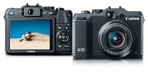PowerShot G15