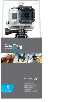 gopro hero3 silver edition sports and. Black Bedroom Furniture Sets. Home Design Ideas