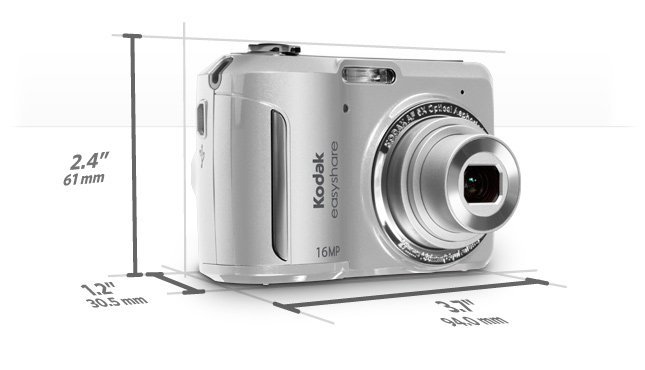 amazon com kodak easyshare c1550 16 mp digital camera with 5x rh amazon com Kodak EasyShare Instruction Manual Kodak EasyShare Printer Dock Ink