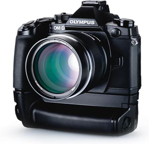 Olympus OM-D E-M1 - Re-Imagined. Redesigned. Revolutionized.