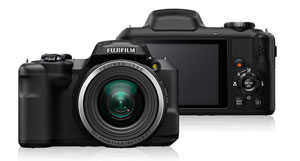 The FinePix S8600
