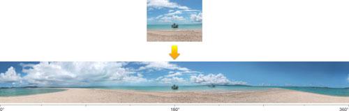 Motion Panorama 360