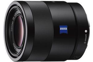 Sonnar T* FE 55mm F1.8 ZA Full-frame E-mount Prime Lens