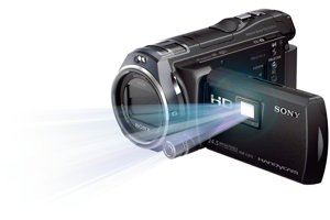 Full HD 60p/24p Camcorder w/ advanced Manual Controls