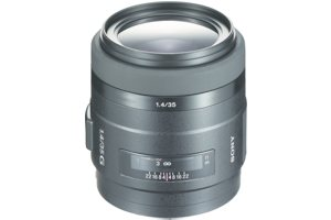 35mm F1.4 G Prime Lens