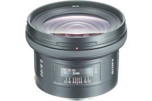 20mm F2.8 Wide-Angle Prime Lens