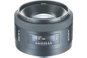 50mm F1.4 Prime Lens