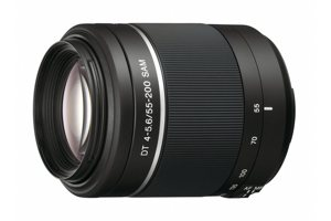 DT 55-200mm F4-5.6 SAM Zoom Lens