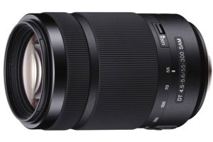 DT 55-300mm F4.5-5.6 SAM Zoom Lens
