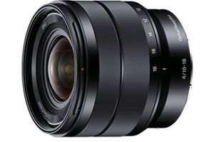 10-18mm f/4 Wide-Angle Zoom Lens
