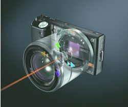 Lens-based optical image stabilization