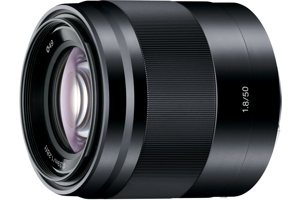 E 50mm F1.8 OSS Prime Lens