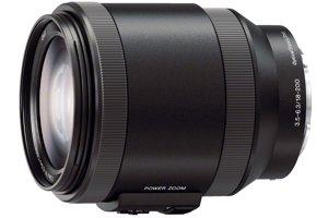 E PZ 18-200mm F3.5-6.3 OSS Power Zoom Lens
