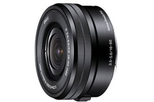 E PZ 16-50mm F3.5-5.6 OSS Power Zoom Lens