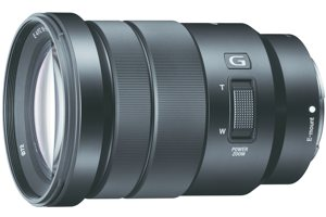 E PZ 18-105mm F4 G OSS Power Zoom Lens