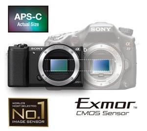 All the quality in half the size & weight of other DSLRs
