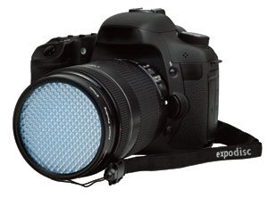 ExpoDisc on Camera