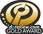 DP Review - Gold Award