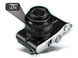 Samsung NX100 14.6-Megapixel Interchangeable Lens Digital Camera feature shot