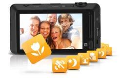 Samsung ST700 DualView 16.1-Megapixel Digital Camera feature shot